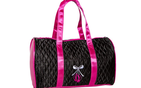 Pretty In Black Tote Bag