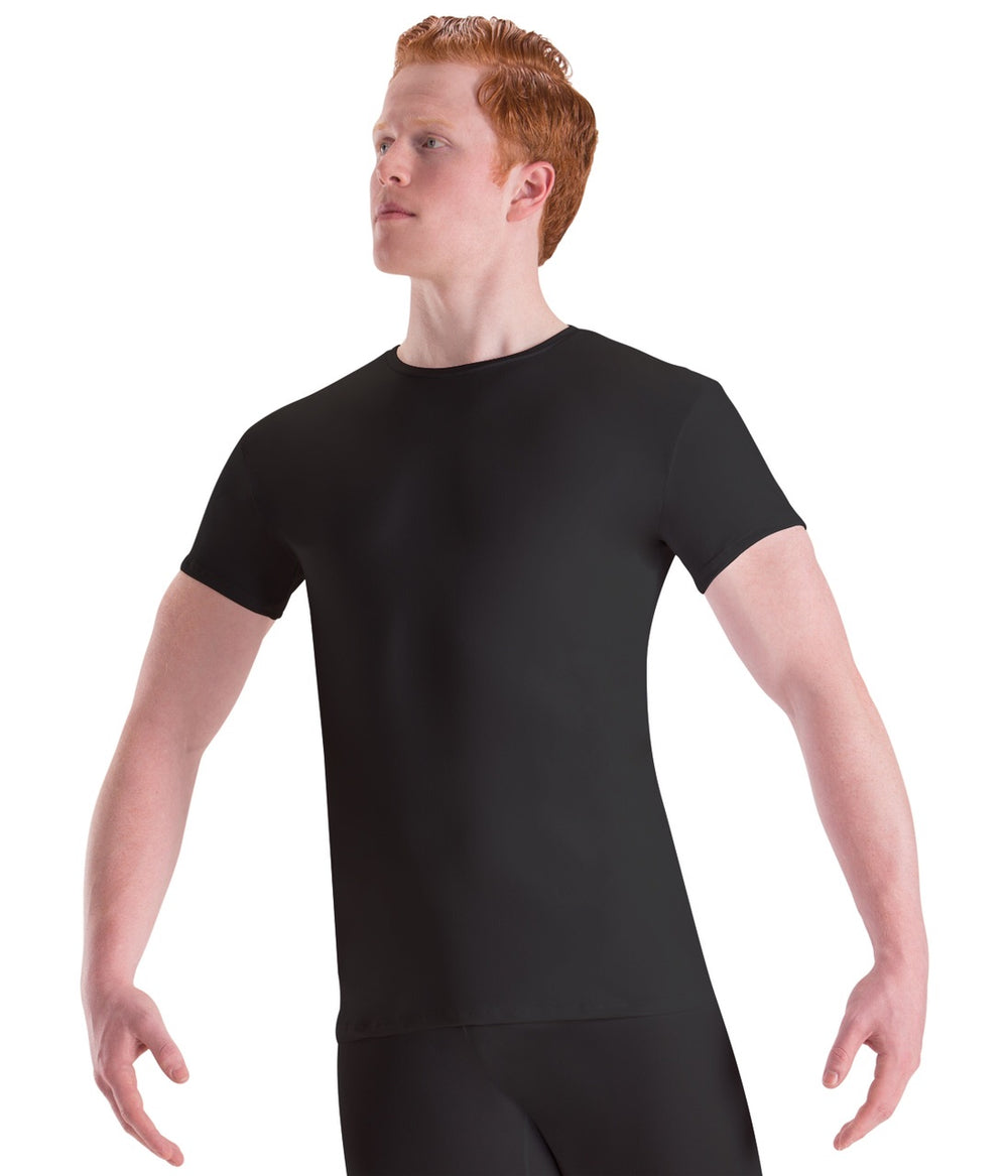 Men's Cap Sleeve Fitted T-Shirt