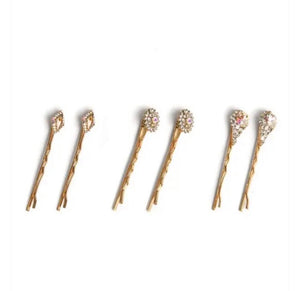 Capezio Crystal Hair Pins