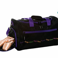 Dans Gear Duffle - Purple