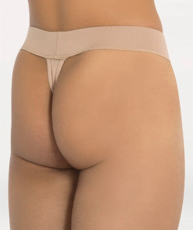 Men's thong dance belt