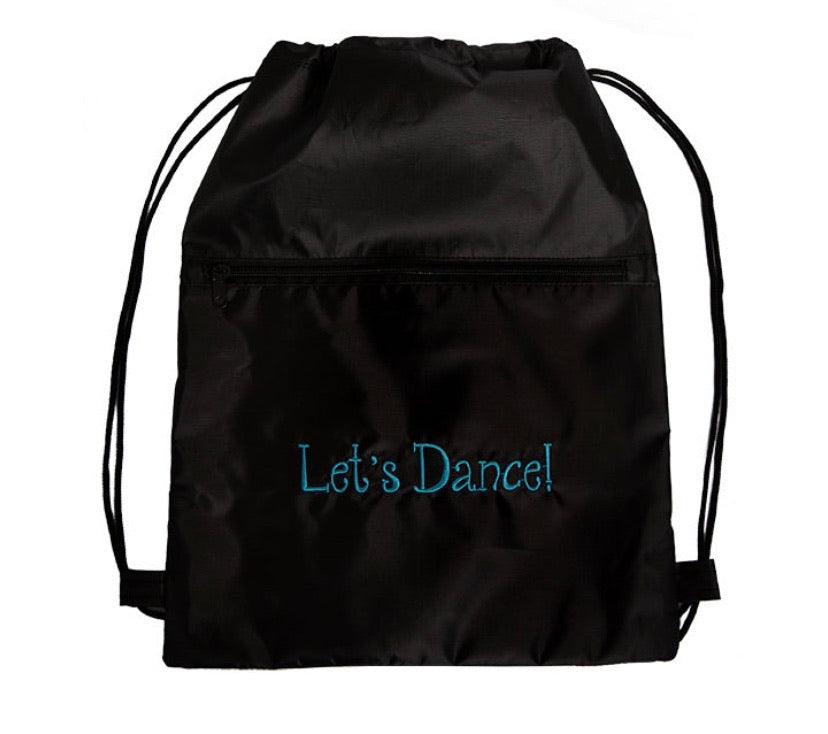 Let's dance backpack