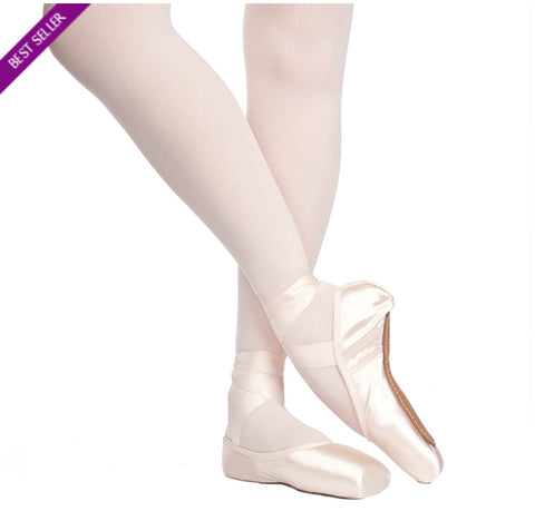"Russian Pointe ""Rubin"" Pointe Shoe"