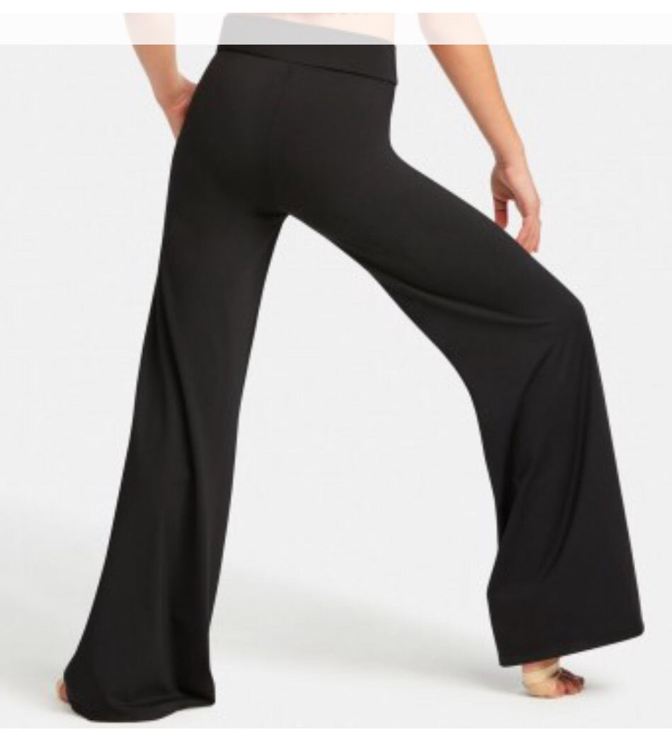 Groove Wide Leg Pant Child's
