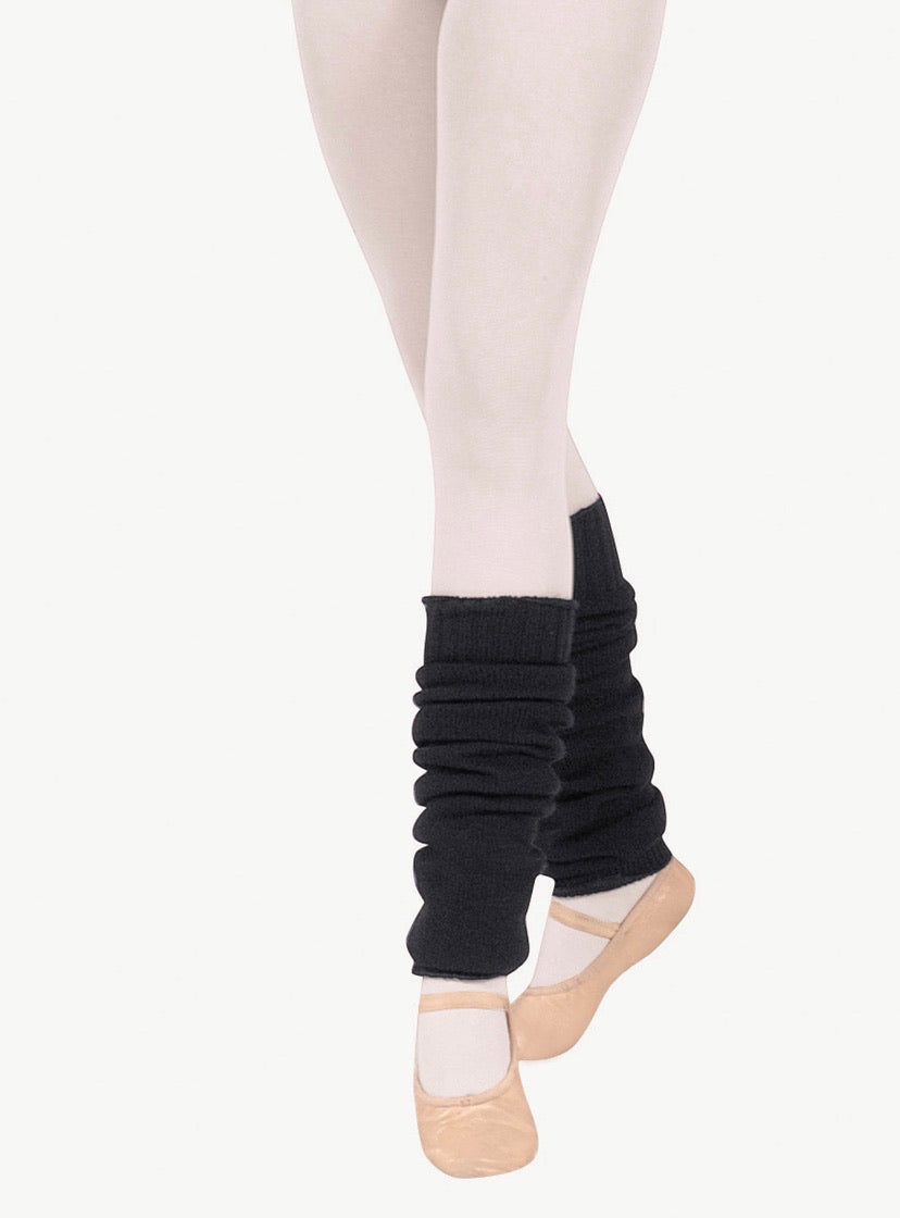 "Soft Knit 28"" Long Legwarmers"