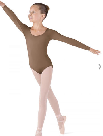 Long Sleeve Leotard Child's