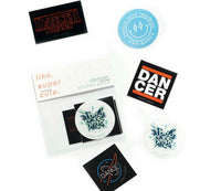 Dance Sticker Set