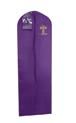 Garment Bag With Cross