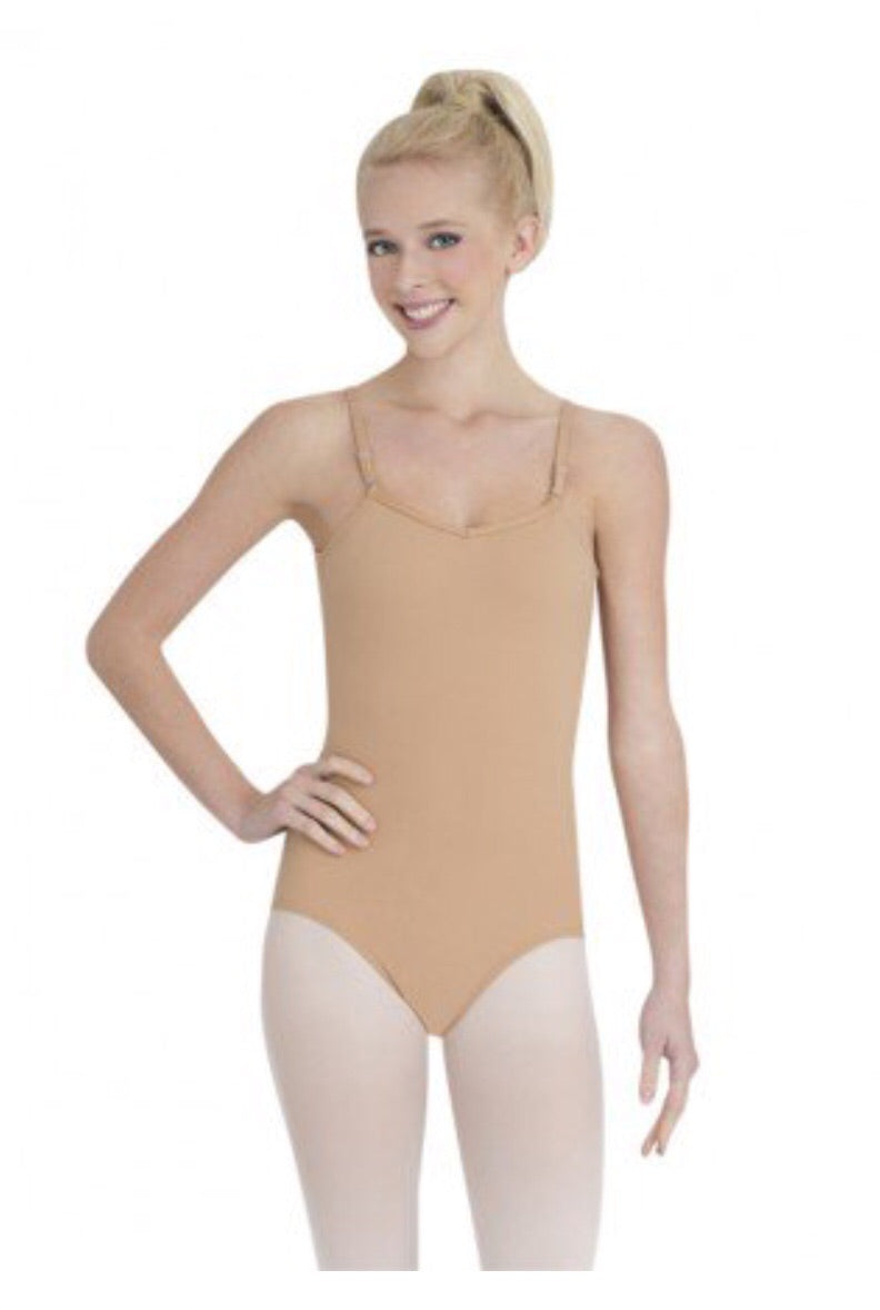Camisole Leotard w/ Adjustable Straps