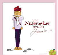 Nutcracker Story Book & Work Book