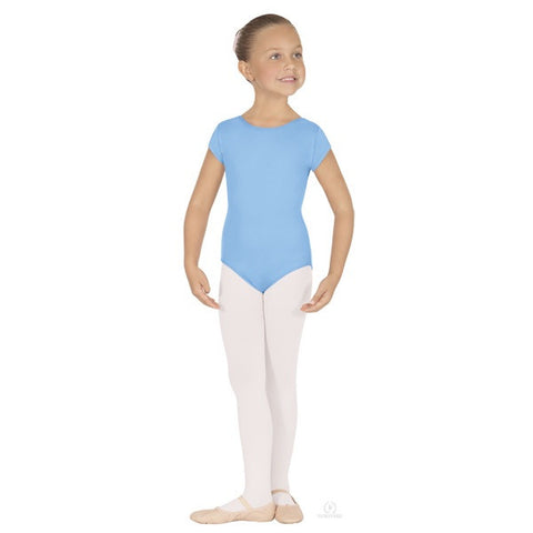 Short Sleeve Leotard Child's
