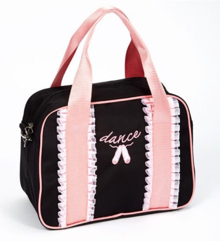 Girls Ribbon Duffel