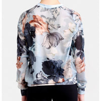 Raw Poetry Haiki Sweatshirt