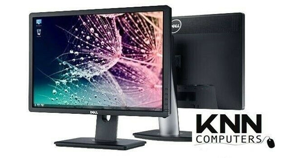 Dell P2213 22 inch LED Monitor 1680X1050 VGA/DVI/DP output