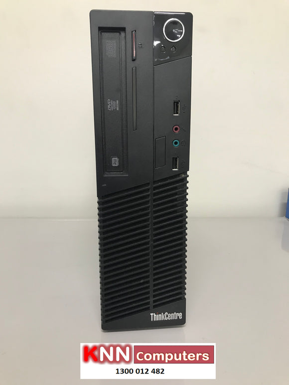 Lenovo ThinkCentre M73 SFF Core i5-4570 @3.2GHz - 8GB Ram 500GB SSHD W10P