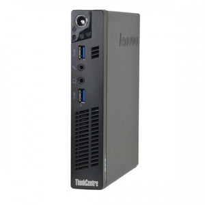 Lenovo ThinkCentre M93p Tiny PC Core i5 4570T 8GB Ram 500GB SSHD W10P