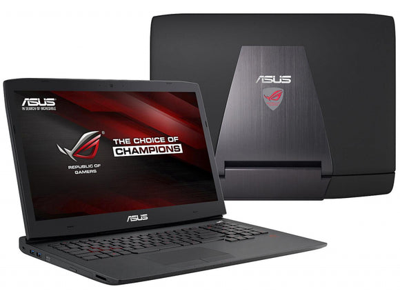 Asus G751JY Core i7 4750HQ 8GB RAM 1TB HDD W10H
