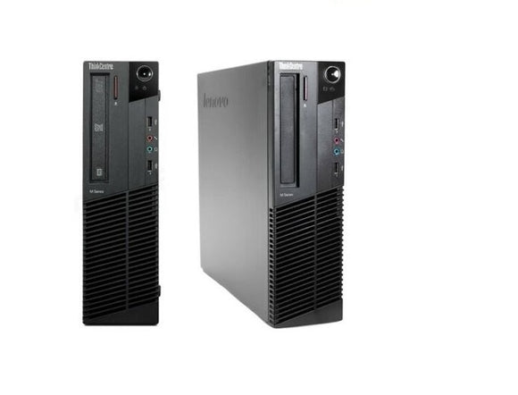 Lenovo ThinkCentre M91p SFF Core i5-2400 @3.2GHz - 8GB Ram 128GB SSD W10P