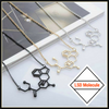 Image of LSD Chemical Molecule Structure Necklace