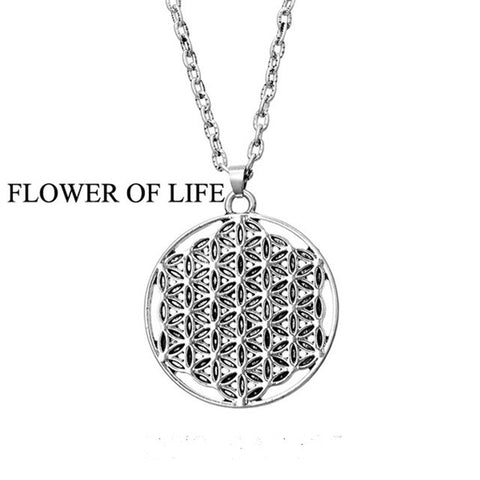 Sacred Geometry Pendants