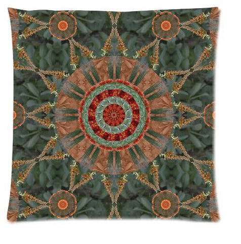 Custom Mandala Zippered Pillow Case Collection