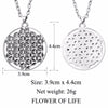 Image of Sacred Geometry Pendants