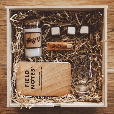 Whiskey Gift Box