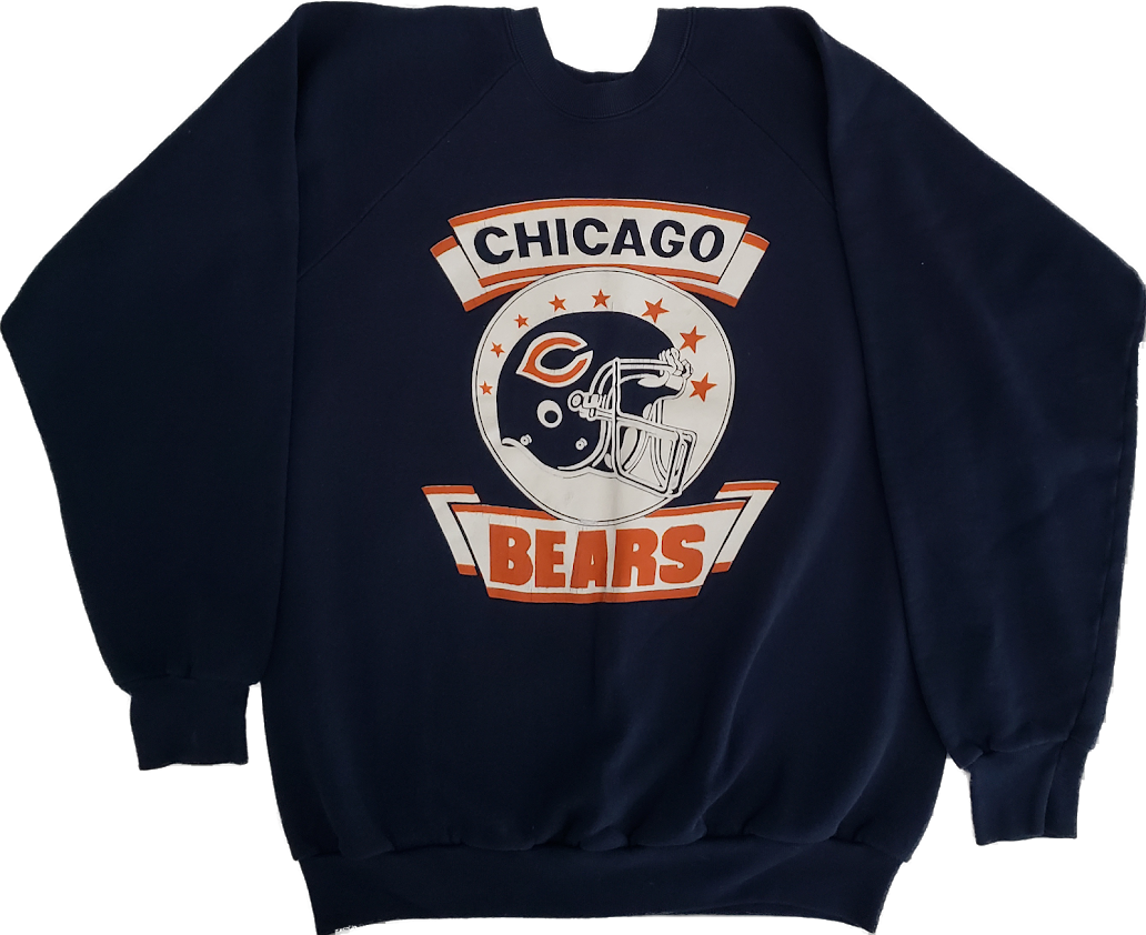 Bears Navy Sweatshirt