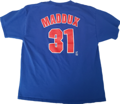 Greg Maddux Shirsey