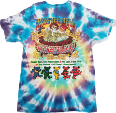Grateful Dead 50 Year Tie Dye Tee
