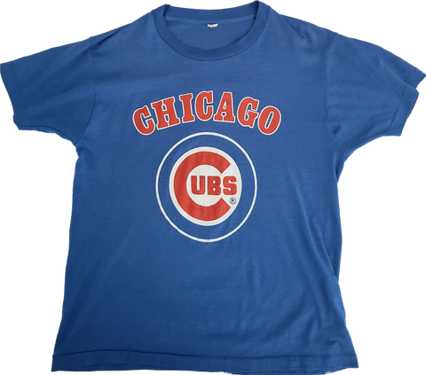 Chicago Cubs Vintage Tee
