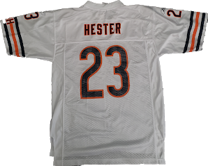 Devin Hester Chicago Bears Jersey