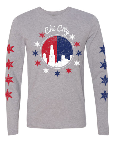 ✶ ✶Chi City Long Sleeve✶ ✶