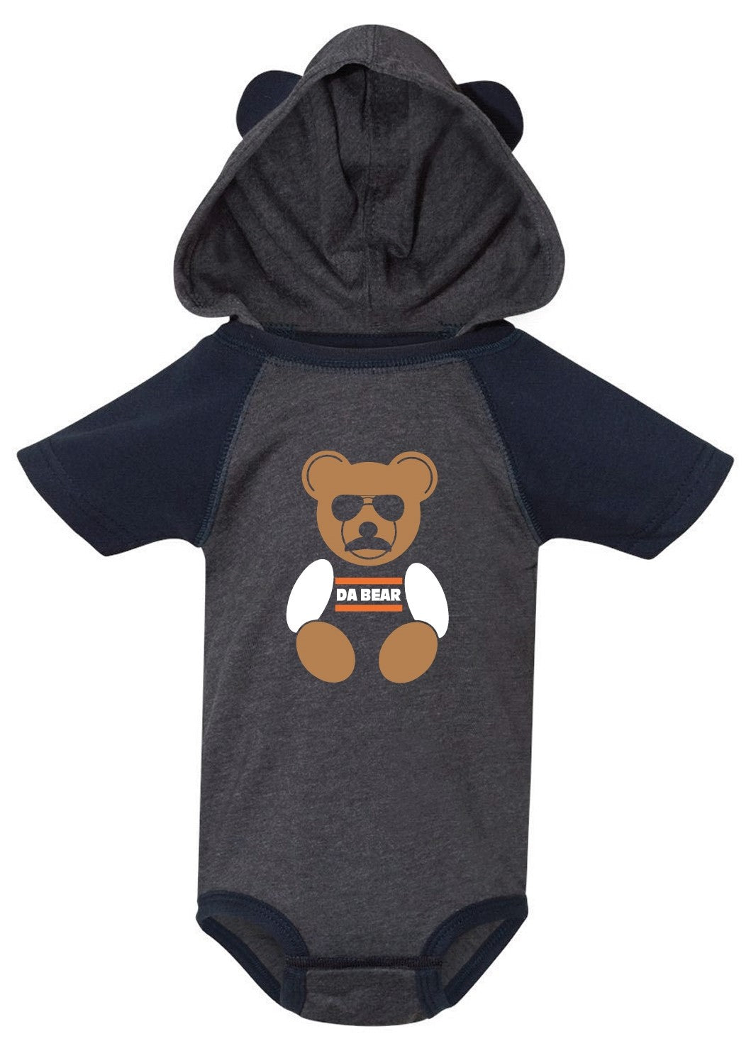 Da Super Bear Onesie