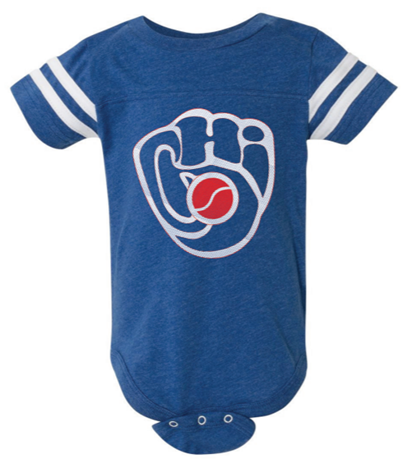 Wrigley North Onesie