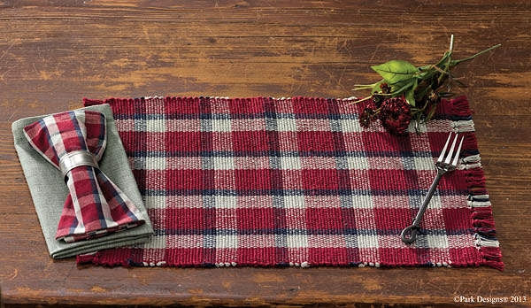 Fairfax Placemats Set of 4