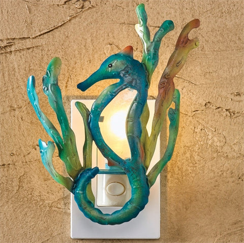 Sea Horse Night Light