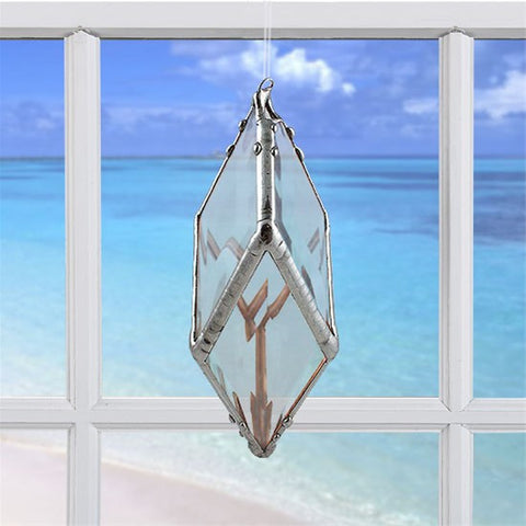 Rainbow Water Prism Diamond Medium