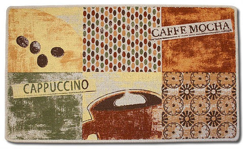 Cafe Coffee Rug
