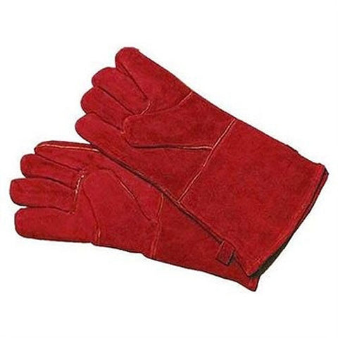 Minuteman Fire Gloves Red