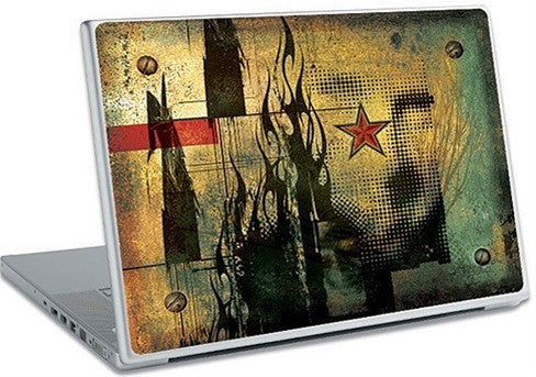 Teen Laptop Skin Cover Metal
