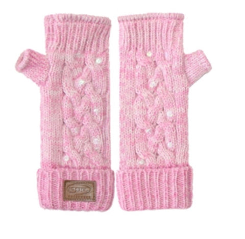 Kyber Outer Wear Texting Gloves Pink