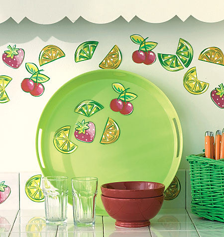 Fruit Wallies wall art