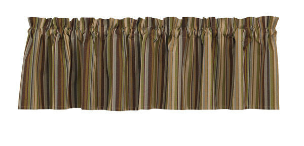 Lake House Curtain Valance