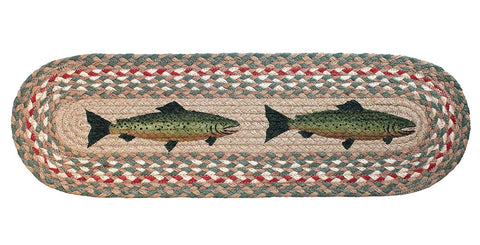 Braided Stair Treads Trout