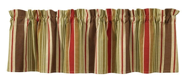 Coffee Curtain Valance Coffee House