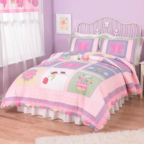 Girls Annas Dream Quilt Sham
