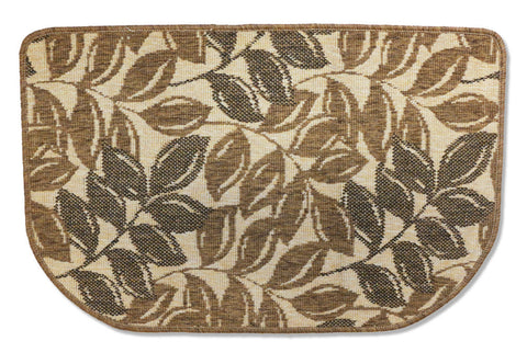Nuance Leaves Hearth Rug