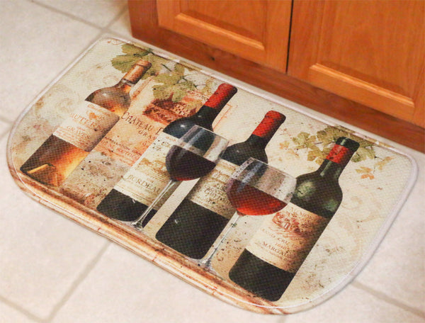 New Wine Decor Rug