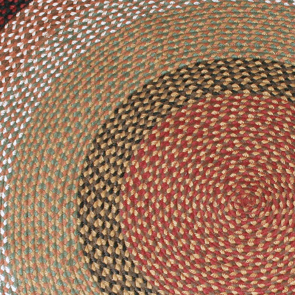 berry basket round rug colors
